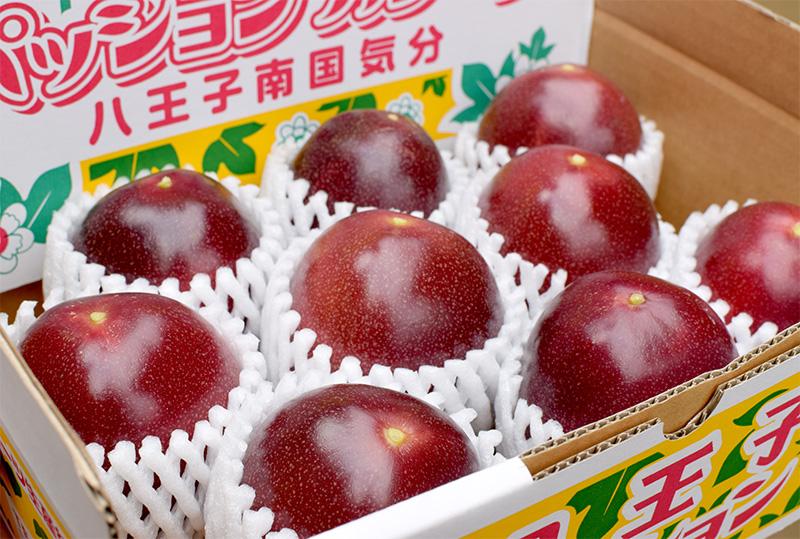 パッションフルーツ 9個入り 箱